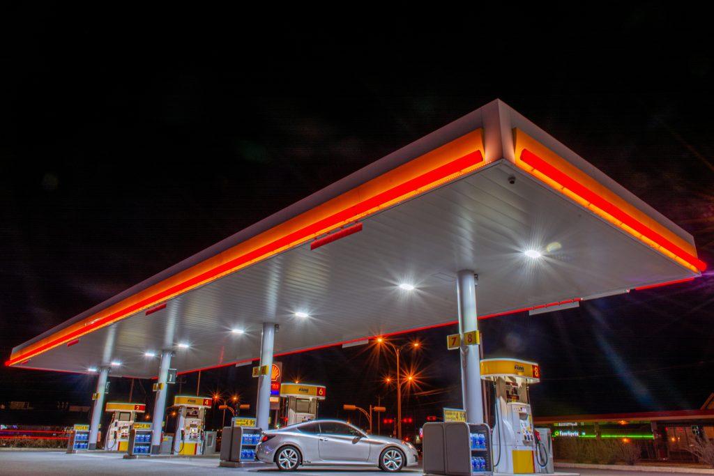 Shell estación: empresas involucradas con Vaca muerta