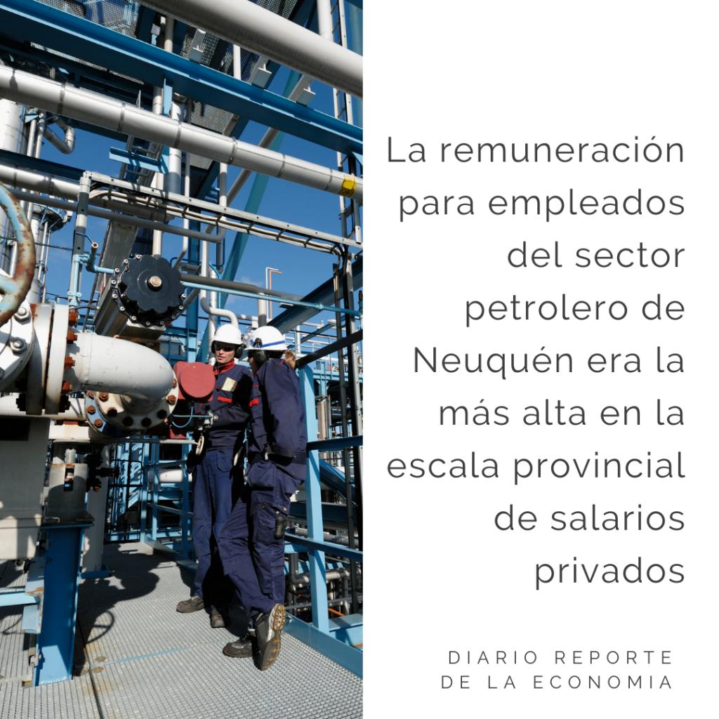 Sector Petrolero de Neuquén
