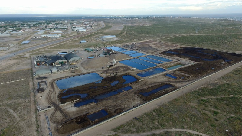 imagen de Fracking en Argentina